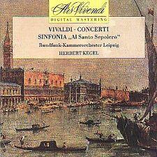 rundfunkkammerorch.leipzig - concerti / sinfonia, Antonio Vivaldi (CD NEU!)
