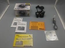 Nikon COOLPIX 5400 5.1MP Digital Camera 4x Digital zoom