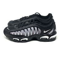 NEW Nike Air Max Tailwind Sneakers Mens Size 9.5 Black White