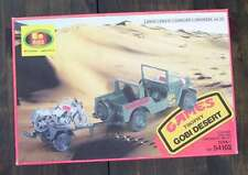 Maquette TOYKIT Games Trophy GOBI DESERT - 5/12 ans - sans colle - Free shipping