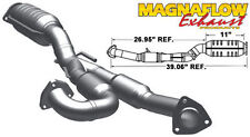 Magnaflow Direct-Fit Catalytic Converter for 2002-2005 Nissan Altima 3.5L Y-pipe