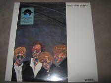 HOP THE TRAIN West RARE NM SEALED New Vinyl LP 1988 Private Press Minnesota MN