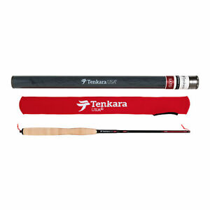 "Tenkara USA Sato Fly Fishing Rod - 10'8""/11'10""/12'9"" Includes Case"