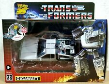 Hasbro Transformers Back to The Future 35th Gigawatt