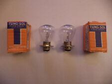 NOS Tung-Sol 2320 Headlamp Bulbs 6-8Volt/32-21CP 1930s-1950s Car/Motor GM 110183