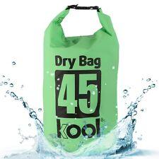 kool® 45L DryBag / Seesack mit verstellbaren Trageriemen für Outdoor Aktivitäten