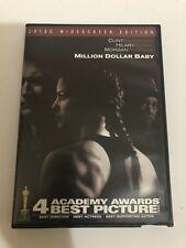 Million Dollar Baby (Dvd) 2-Disc Widescreen Edition 2004.