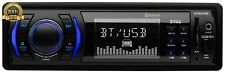 BOSS Audio 616UAB Single Din Bluetooth MP3 USB SD AM FM Top Car Stereo Wireless