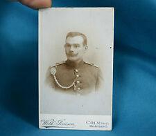 C19th CDV Foto German Army Deutsches Heer Soldier 53rd 5th Westphalian Inf Regt