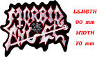 MORBID ANGEL Music Metal Rock Black Death Heavy Patch Sew Iron Embroidered