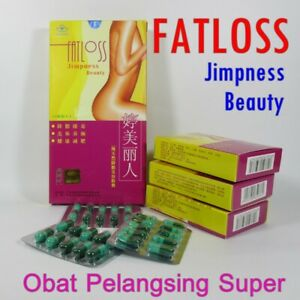 2 boxs FATLOSS JIMPNESS BEAUTY-very effective in losing weight,shrinking stomach