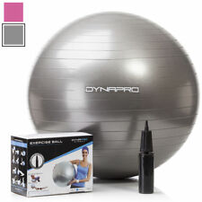DynaPro Direct Exercise Ball with Pump GYM Ball Yoga Swiss Ball 55 Cm
