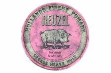 Reuzel Pomade Pink Heavy Hold Grease 340 G