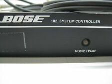 Bose 102 Systemcontroller