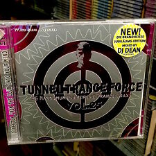 2CD TUNNEL TRANCE FORCE VOL. 25