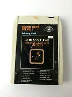 Vintage Johnny Cash Original Golden Hits Vol 1 8 Track Aussie Pressing