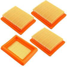 4-Pack HQRP Air Filter fits Stihl BT FR FS HT KM MM SP Series Tool Systems