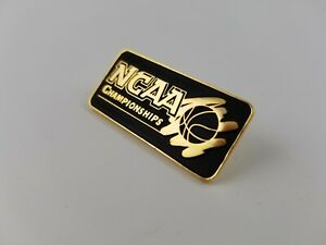 Vintage NCAA Basketball Championships Lapel Pin Final Four March Madness