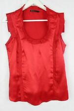 David Lawrence Regular Size 100% Silk Tops for Women