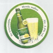 Mystic radler - Brouwerij Haacht - Abteibier Belgien - Coaster/Bierdeckel