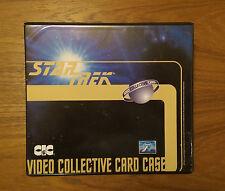 Star Trek CIC German Video Cards and Binder