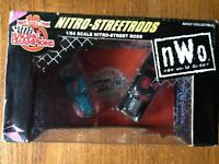 WCW Nitro Streetrods - Diamond Dallas Page and NWO Wolfpac Racing Champions W...