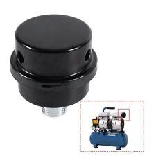 "1/2"" Thread Metal Air Compressor Intake Filter Noise Muffler Silencer 20mm"