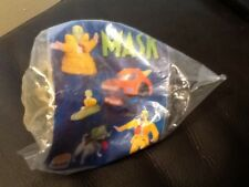 BURGER KING . KIDS CLUB TOY . THE MASK . SPINNING MASK  BRAND NEW IN PACK . RARE