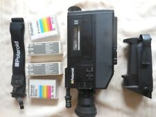 Polaroid 8mm video camera for parts or repair