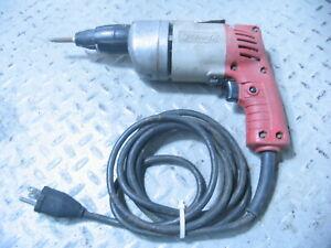 Milwaukee 8798-1 Heavy-Duty Screw-Shooter Drywall Corded Electric Screw Gun