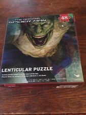 Cardinal Lenticular Puzzle -- NEW -- The Amazing Spider-man -- 48 pc