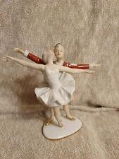 Schaubach Kunst  Wallendorf  Porzellan Figur  porcelain figurine Ballet dancers