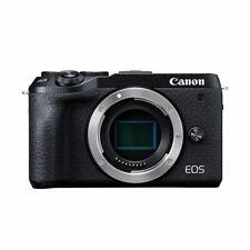 Near Mint! Canon EOS M6 Mark II Body Black - 1 year warranty