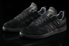 """ADIDAS BUSENITZ """"GORE-TEX"""" ( BLACK/GOLD ) SNEAKERS ( B41664 ) SHIPS DOUBLE BOXED"""
