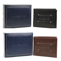 Tommy Hilfiger Men's 31TL220061 Premium Leather ID Passcase Wallet