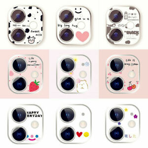 Drew House iPhone 11 Pro Max Camera Protector Korean Smile Camera lens Cover