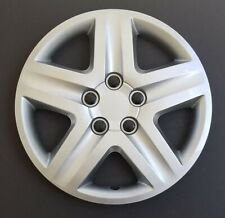 "One New Wheel Cover Hubcap Fits 2006-2013 Chevrolet Impala 16"" Silver 5 Spoke"