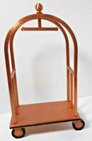 1/12 scale Luggage Cart 3d printed action figure diorama dollhouse prop Kit USA