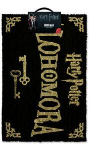 HARRY POTTER (ALOHOMORA) DOOR MAT *OFFICIAL - FAST UK DISPATCH*