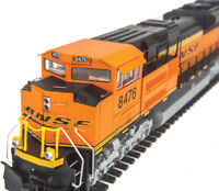Walthers HO Scale Diesel Locomotive Detail Kit - EMD SD70ACe