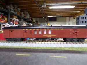 N Scale Kato Pennsylvania Railway Post Office From Broadway Limited