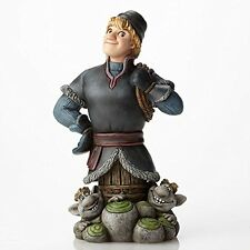 Disney Grand Jester Studios 4050096 Kristoff With Trolls Frozen Bust