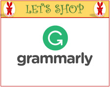 GRAMMARLY PREMIUM (PERSONAL ACCOUNT) - INSTANT DELIVERY