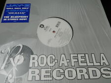 "Jay-Z  ‎– Girls, Girls, Girls / Takeover USED 12"" 2001 Roc a fella records"