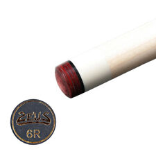 Zeus Black Red 6layer Tip 10ea 3Cusion Carom Expert Billiards Club player Korea
