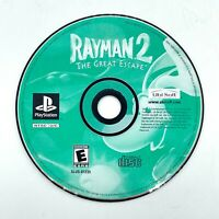 Rayman 2: The Great Escape Playstation 1 PS1 Disc Only TESTED