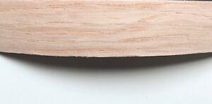 Real Wood Veneer Iron on Pre Glued Edging Tape/Banding