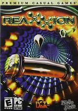 Reaxxion - by Mumbo Jumbo - PC CD Game- Brand New & Sealed Fast Ship! DB-143