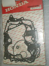 1986 Honda ATC125M ATC 125 Bottom Low End Gasket Set Kit B OEM NOS 061B1-HB6-T20
