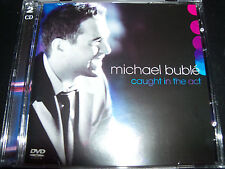 Michael Buble Caught In The Act CD DVD – Like New